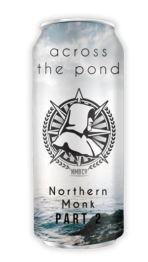 Northern Monk brewery's patrons project can design at craftcans,ca