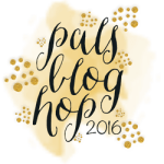 Pals Blog Hop Logo for May 2016