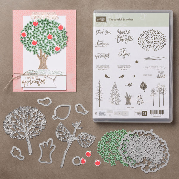 Thoughtful Branches Still Available Shop Now craftcarnivore.stampinup.net item #144328