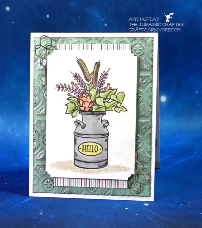 2018 Holiday Catalog Country Home stamp set Country Lane Suite