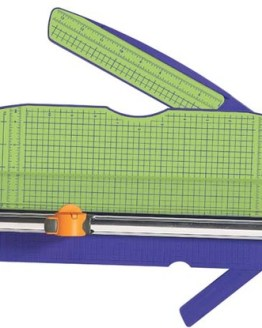 Purple Green Fiskars trimmer