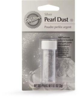 Wilton Pearl Dust Silver
