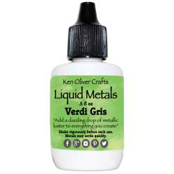 Verdigris Liquid Metals