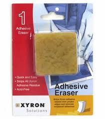 Xyron eraser square