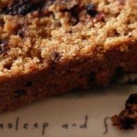 Mulberry Zucchini Bread Recipe