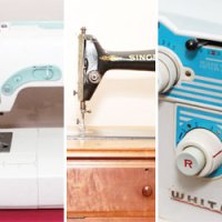 My (Growing) Sewing Machine Collection
