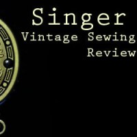Sewing Machine Showcase - Singer 301