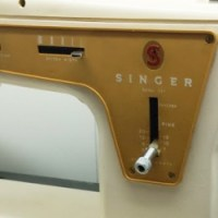 Sewing Machine Showcase - Singer 237