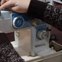 White 642 Domestic Sewing Machine Demonstration and Review
