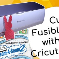 Cutting Fusible Web with the Cricut Maker