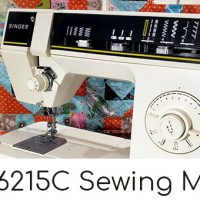 Singer 6215C Sewing Machine Showcase
