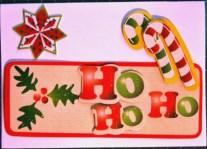 Cards Ho Ho Ho