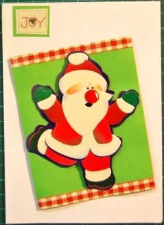 Cards Father Christmas