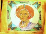 Placemat Zulu