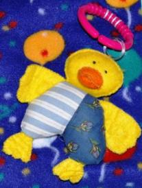 'lil Chick Teether