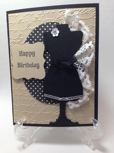 Dress form birthday