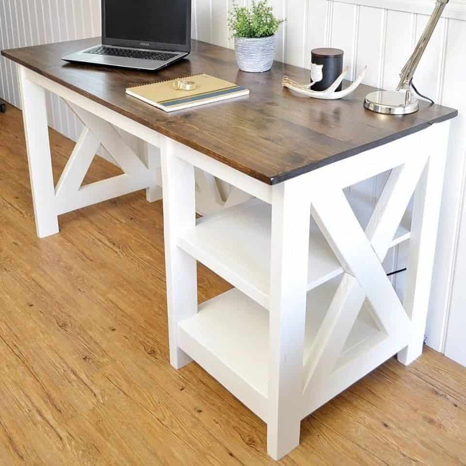 13 diy desks you can make this weekend