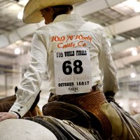 Behind the Scenes at the Ranch Rodeo in Loveland, CO