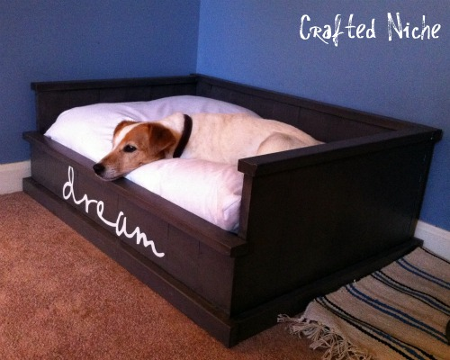 How To Make Wooden Dog Beds Plans Free Download