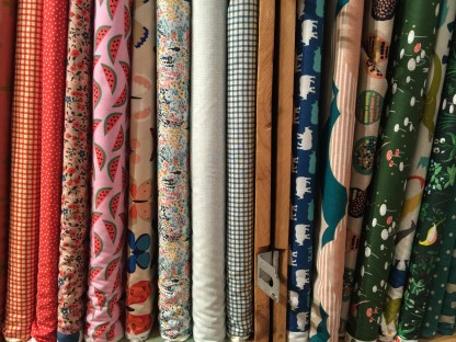 more fabric!