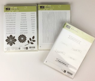 Free retired stamp sets with purchase by Lynda Falconer, Stampin' Up Demonstrator at www.crafterinspired.com.