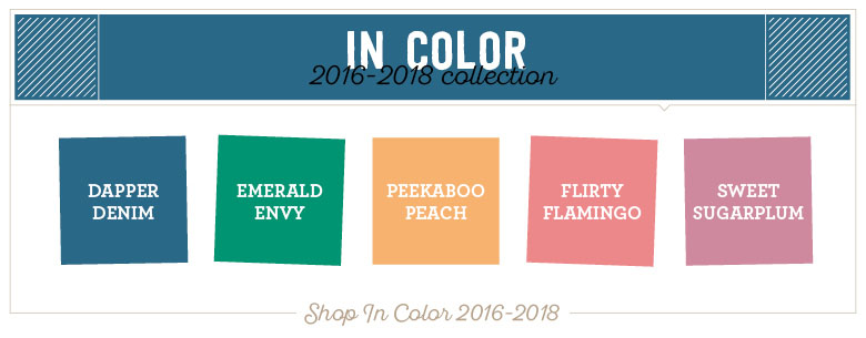 2016 2018 In Colors are retiring. Get them now at www.lyndafalconer.stampinup.net