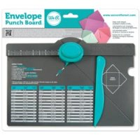 We R Memory Keepers Envelope Punch Board Any Size Calculator