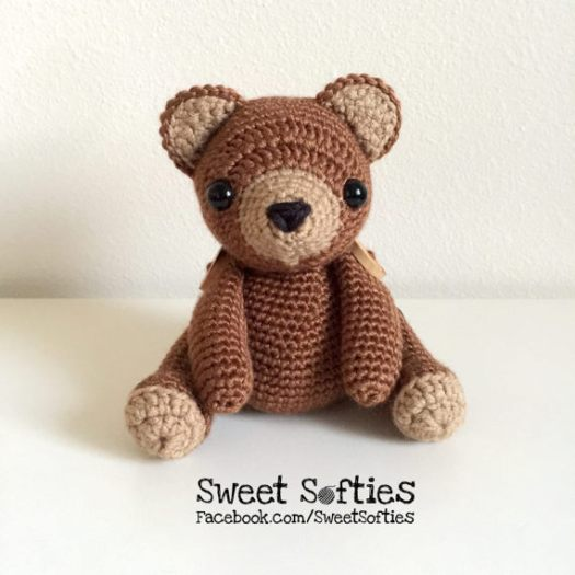 CA$7.97 Sweet Softies Brennan the Bear