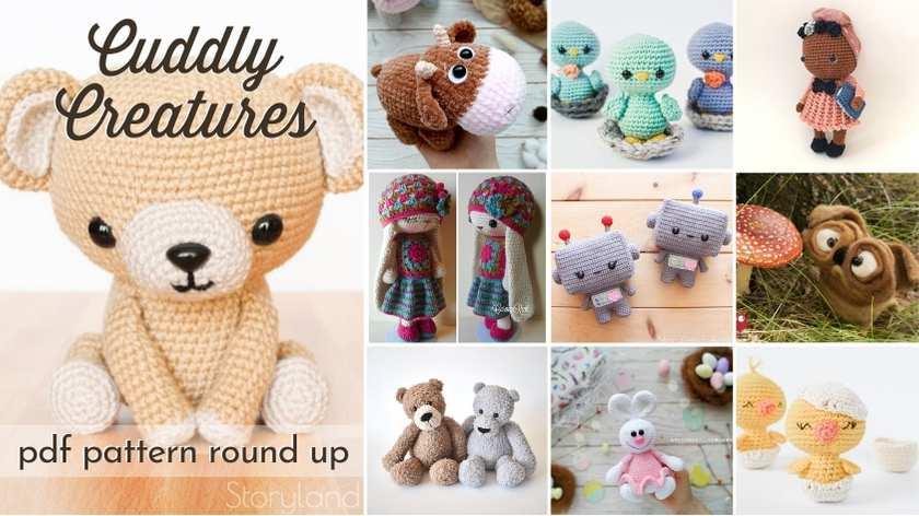 Crochet fox Amigurumi animals Stuffed fox Amigurumi fox | Etsy | 472x840