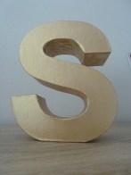 3D cardboard S