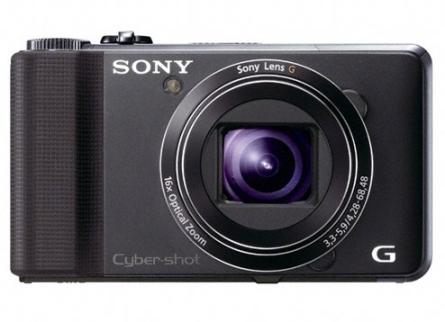 Sony's DSC HX9v