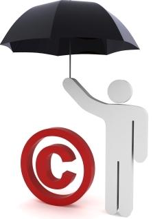 Copyright Umbrella