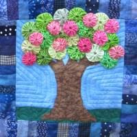 8 Spring Themed Quilt Blocks
