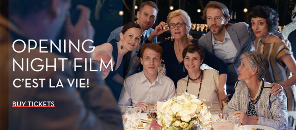 Giveaway: French Film Festival 2018 Tickets