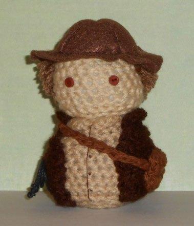 Indy Jones Doll