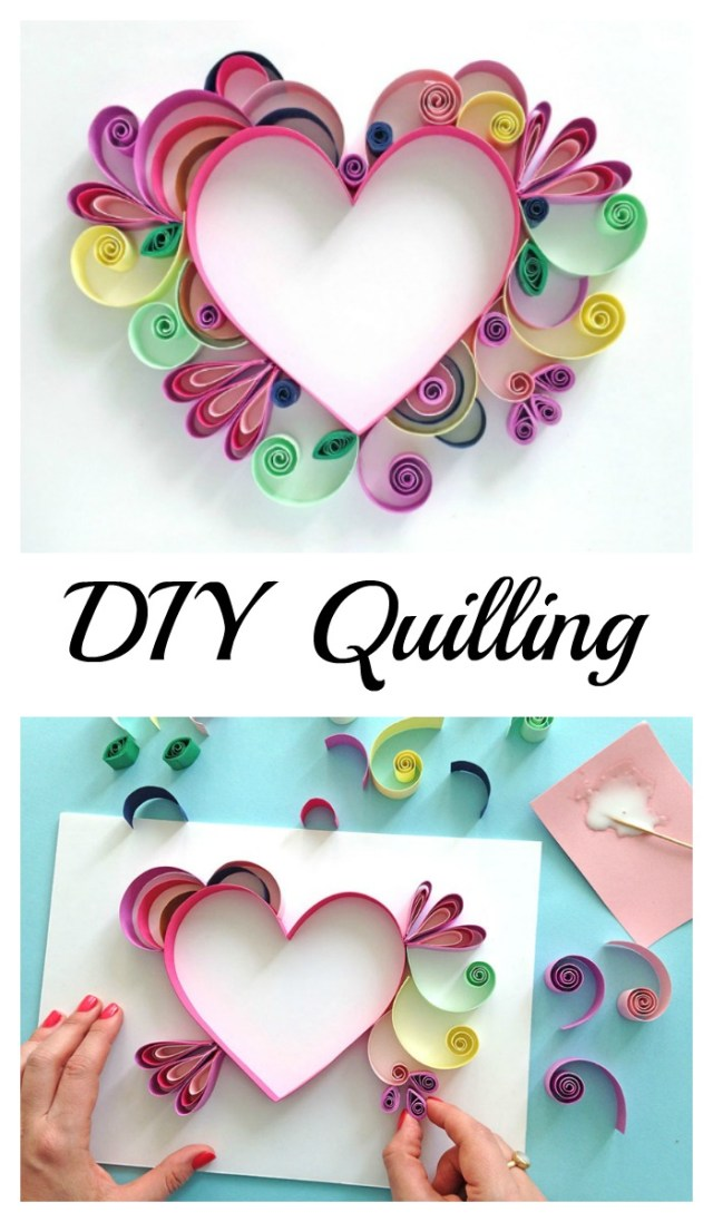 Paper Hearts Art - The Beauty Of Paper Quilling