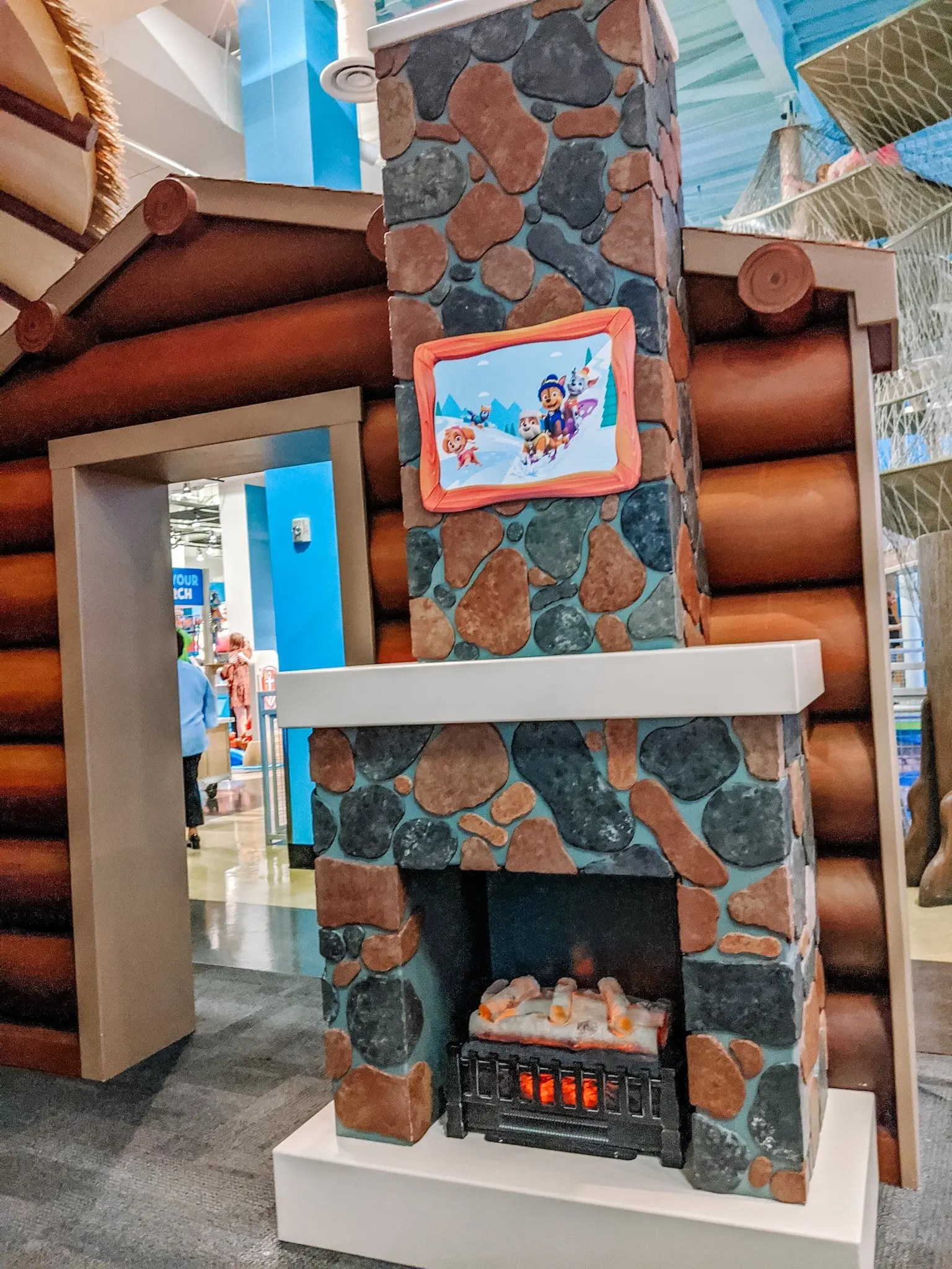 exhibit at the Glazer Children's Museum