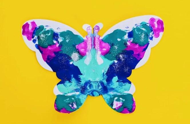 butterfly symmetry art