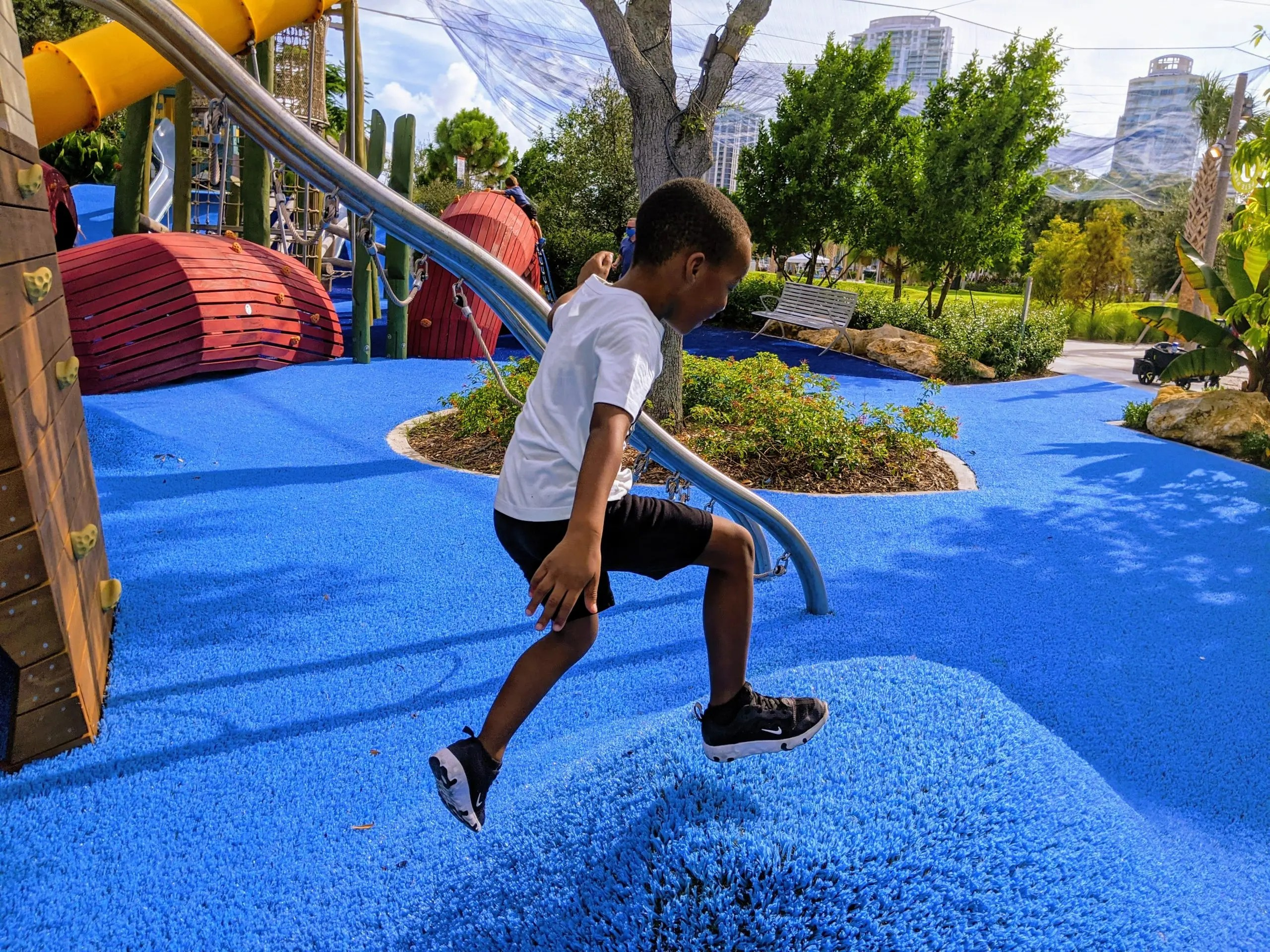 St. Pete Pier playground