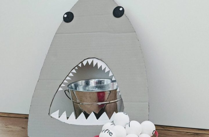 Feed the Shark Game for Kids