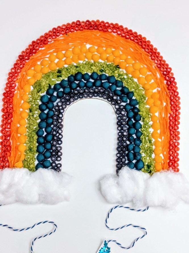 Little Raindrop book craft for kids