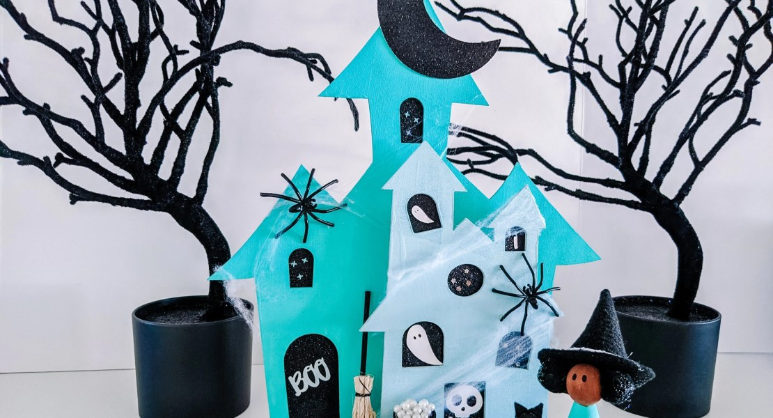 Dollar Tree haunted house