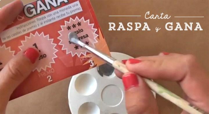 Cómo hacer un raspa raspa