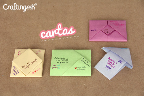 Blogdoblando Cartas San Valentin Craftingeek