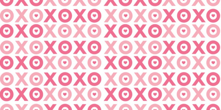Papel deco Descarga ya! XOXO - Free printable deco paper: XOXO