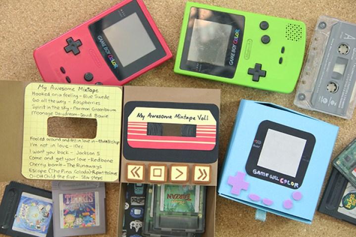 Regalos geek: Caja para regalo gamebox
