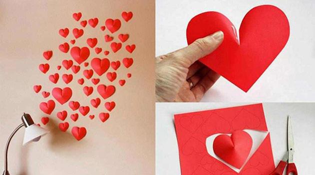 Febrero Amistad Amor 14 Arreglos En La De Madera 14 Para Del De Caja Febrero Y De El Dia