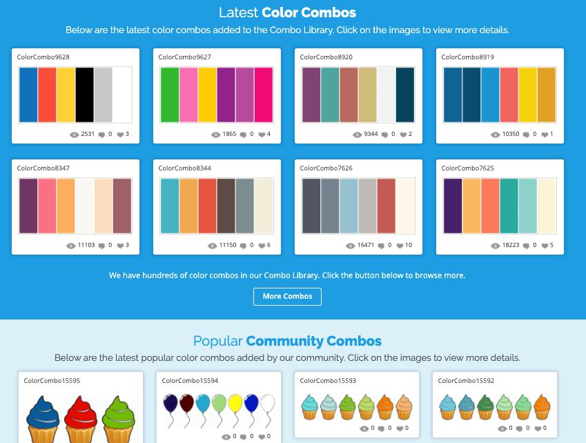 Cómo hacer combinaciones de color en mi computadora
