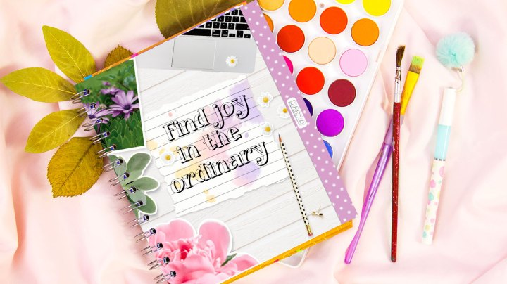 mes marzo crafty planner 2018