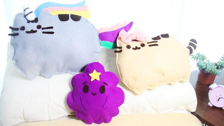 almohada personaje favorito